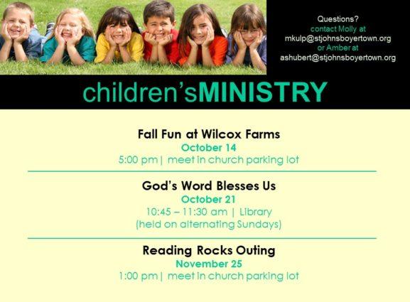 child-ministry