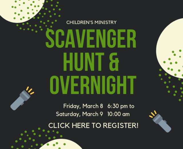 Scavenger Hunt - Web