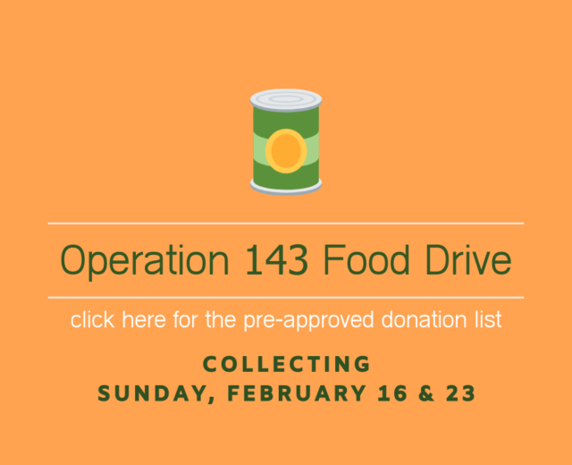 Operation 143 Food Drive_web